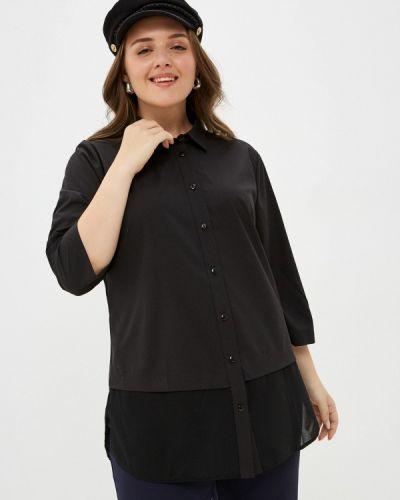 Черная блузка Balsako