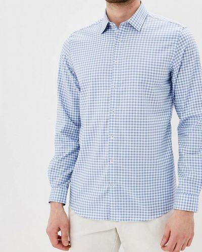 Голубая рубашка Lindbergh