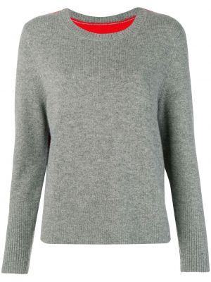 Шерстяной свитер - серый Chinti And Parker