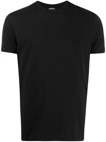 Koszula krótkie z krótkim rękawem prosto rozciągać Dsquared2