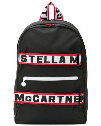 Рюкзак черный двойной Stella Mccartney Kids