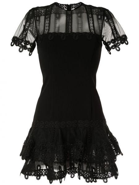 Гипюровое платье Jonathan Simkhai