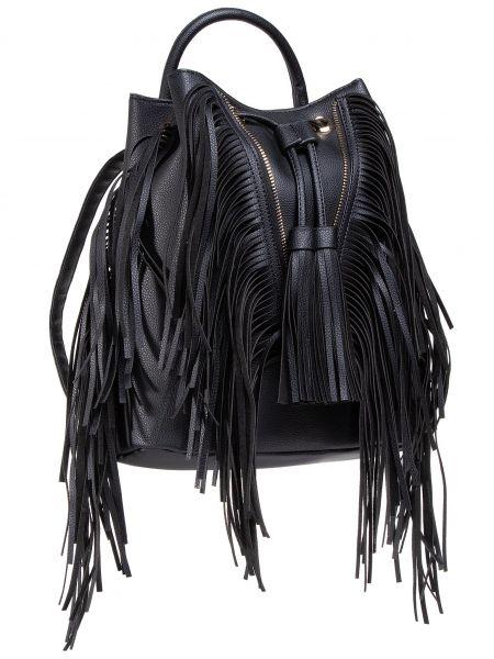 Czarny plecak Deezee