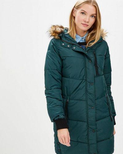 Утепленная куртка осенняя демисезонная B.young
