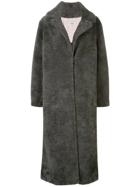 Пальто с капюшоном Yves Salomon Meteo