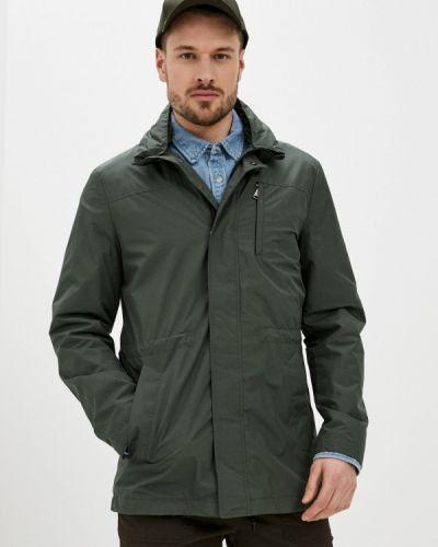 Зеленая куртка Geox