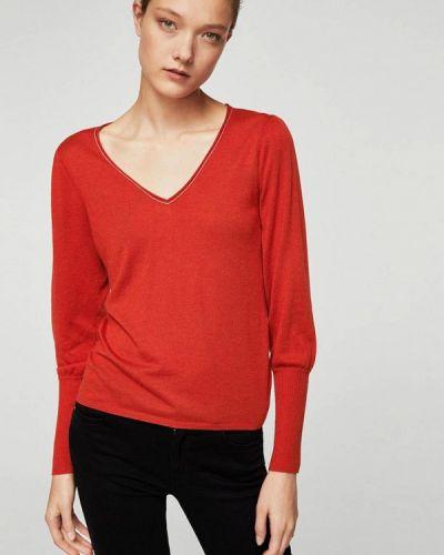 Красный пуловер Mango