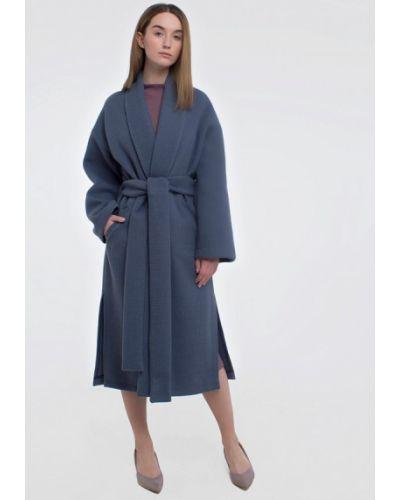 Пальто оверсайз весеннее Kira Mesyats