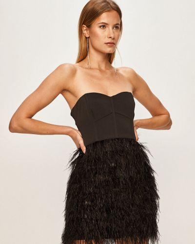 Расклешенное платье мини с вырезом Marciano Guess