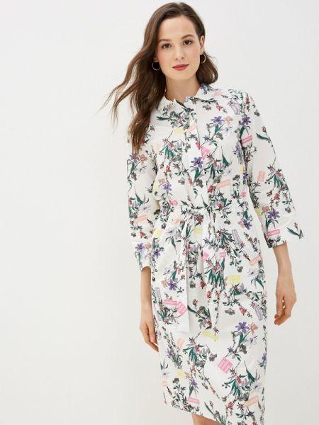Платье платье-рубашка весеннее Incity