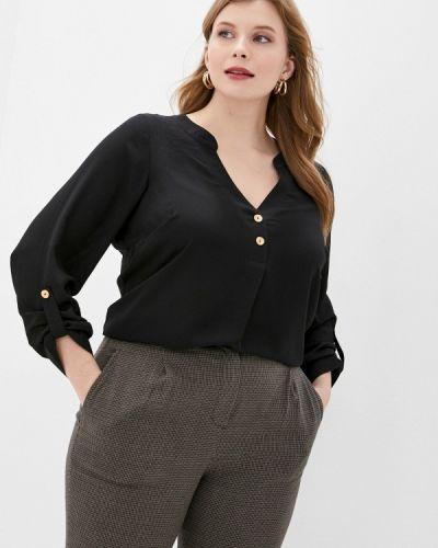 Блузка - черная Dorothy Perkins Curve