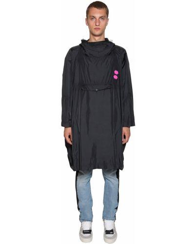 Płaszcz przeciwdeszczowy - czarny Off-white