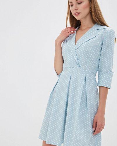 Платье - голубое Tutto Bene