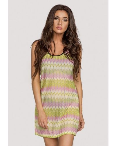 Пляжное платье весеннее платье-туника Gepur