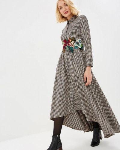 Платье - бежевое Yukostyle