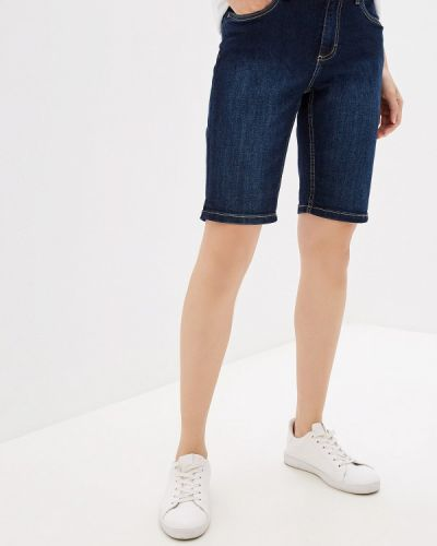 Джинсовые шорты синий Top Secret