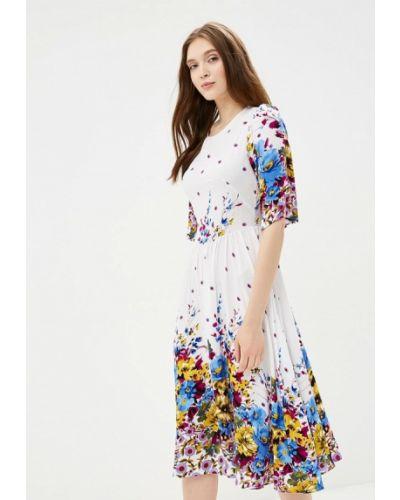 Белое платье Madam T