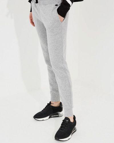 Серые спортивные брюки Dkny