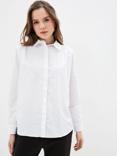 Рубашка с длинным рукавом белая Incity