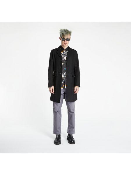 Czarny płaszcz do pracy Comme Des Garcons Shirt