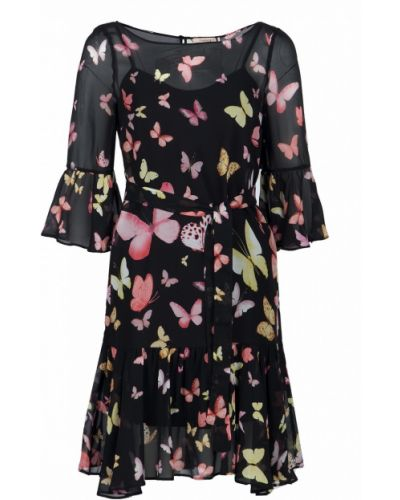 Платье платье-комбинация из вискозы Twin-set