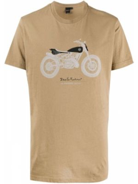 Koszula krótkie z krótkim rękawem Deus Ex Machina