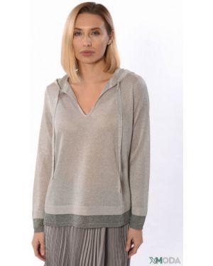 Пуловер из вискозы Luisa Cerano