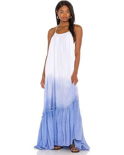 Платье макси - синее Jens Pirate Booty