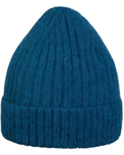 Вязаная шапка с отворотом из ангоры Canoe