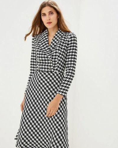 Платье прямое осеннее Madam T