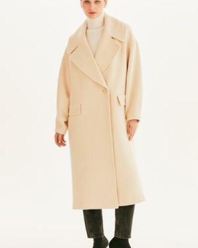 Пальто с воротником Love Republic