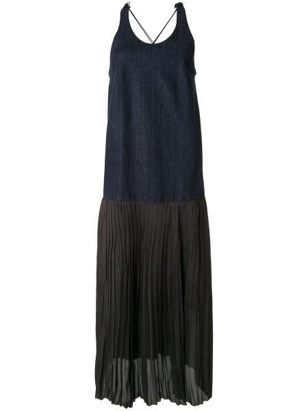 Джинсовое платье Muller Of Yoshiokubo
