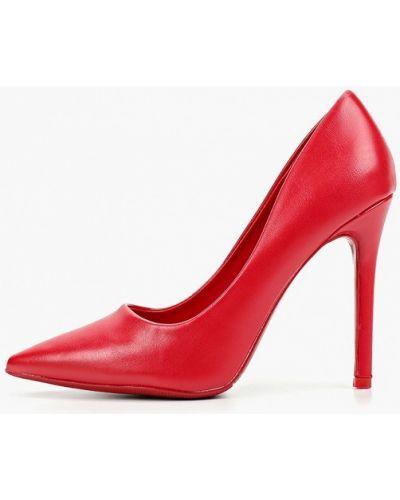 Туфли-лодочки на каблуке осенние Diamantique