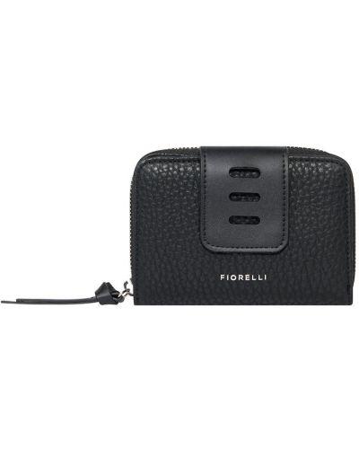Кожаный кошелек на молнии мини Fiorelli
