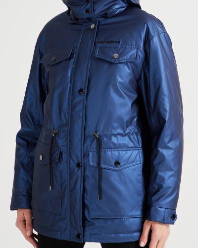 Куртка с карманами Karl Lagerfeld