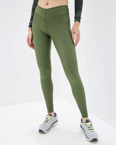 Спортивные брюки зеленый хаки Bona Fide