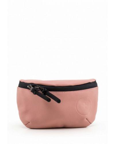 Розовая поясная сумка Sammy Icon