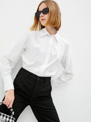 Блузка с длинными рукавами - белая The Kooples