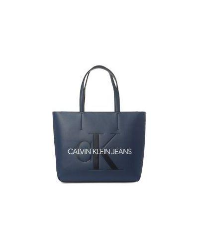 Джинсы темно-синий синие Calvin Klein Jeans