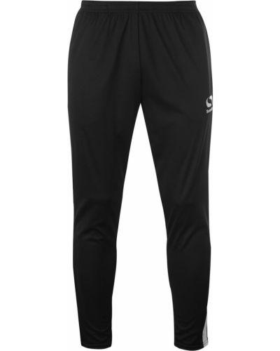 Czarne spodnie dresowe Sondico