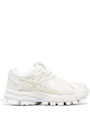 Кроссовки на шнуровке - белые Li-ning