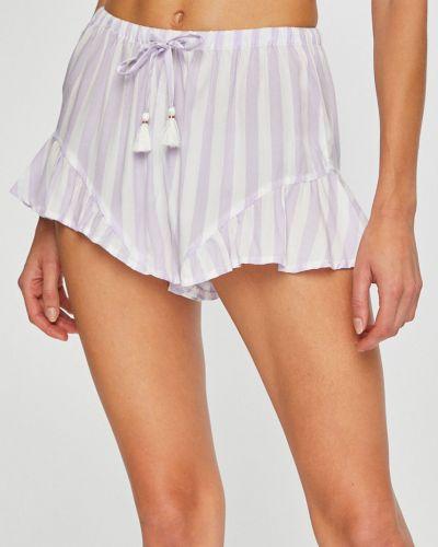 Пижама с шортами из вискозы хлопковая Undiz