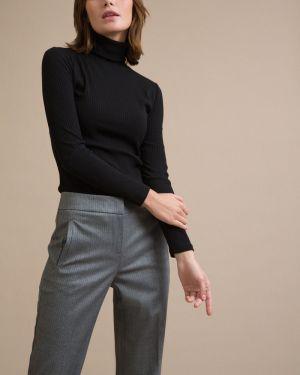 Классические брюки - серые Emka