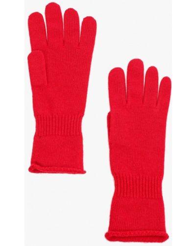 Текстильные перчатки - красные United Colors Of Benetton