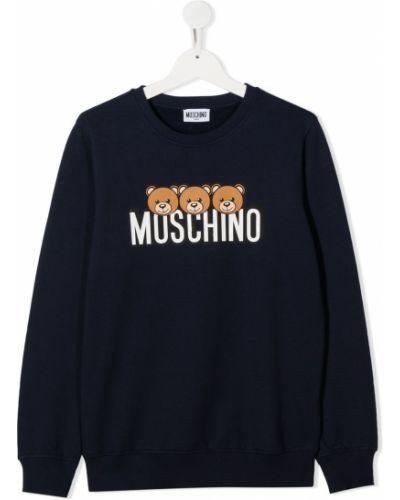 Свитшот Moschino Kids