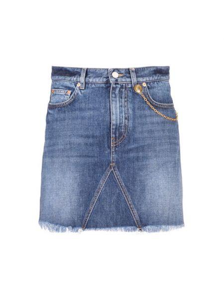 Spódnica - niebieska Givenchy
