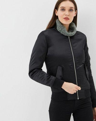 Куртка демисезонная черная Urban Classics