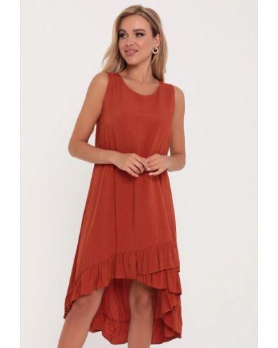Платье - оранжевое Magnet