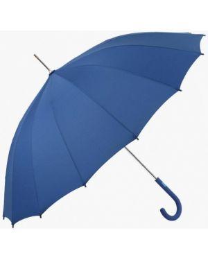 Зонт-трость синий Vogue
