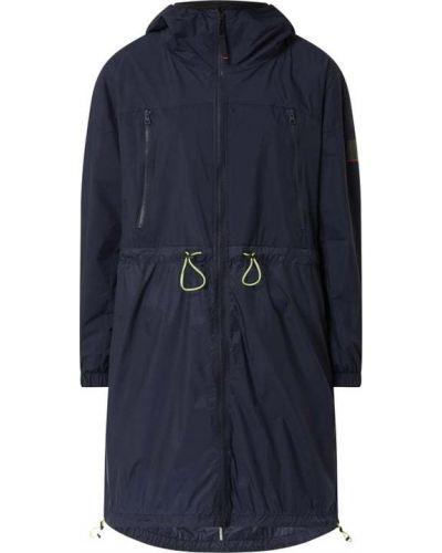 Niebieska kurtka z kapturem Bogner Fire + Ice